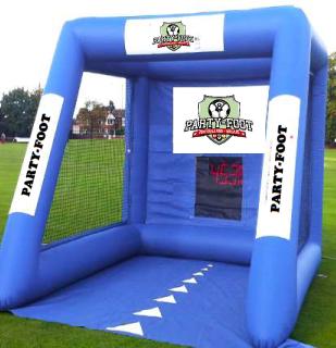 Party-Foot - Goal avec radar